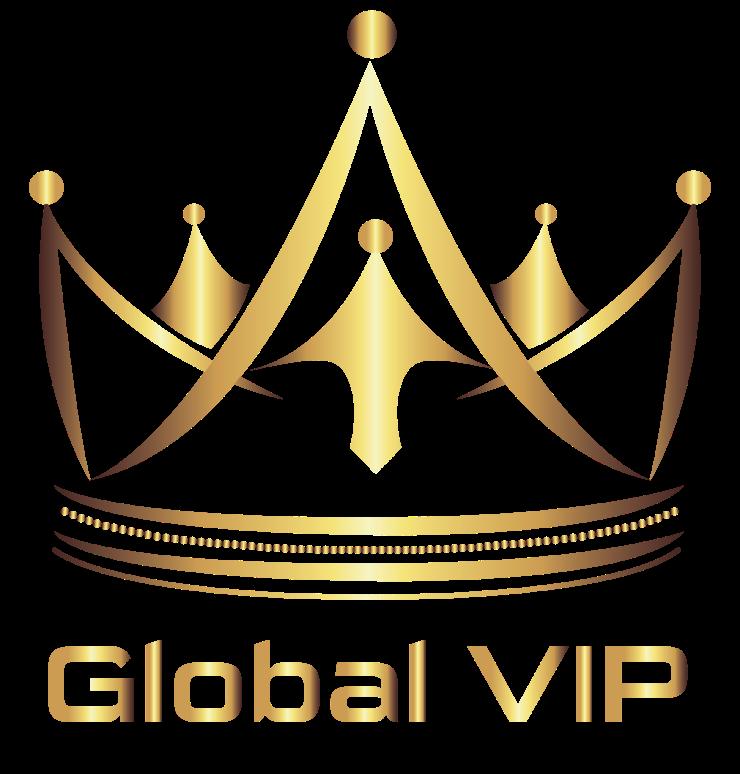 Global VIP PNG Logo